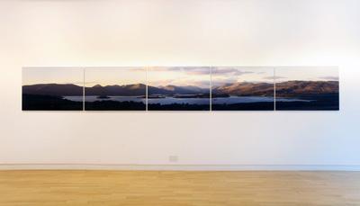 Installation view, photo: Alan Dimmick