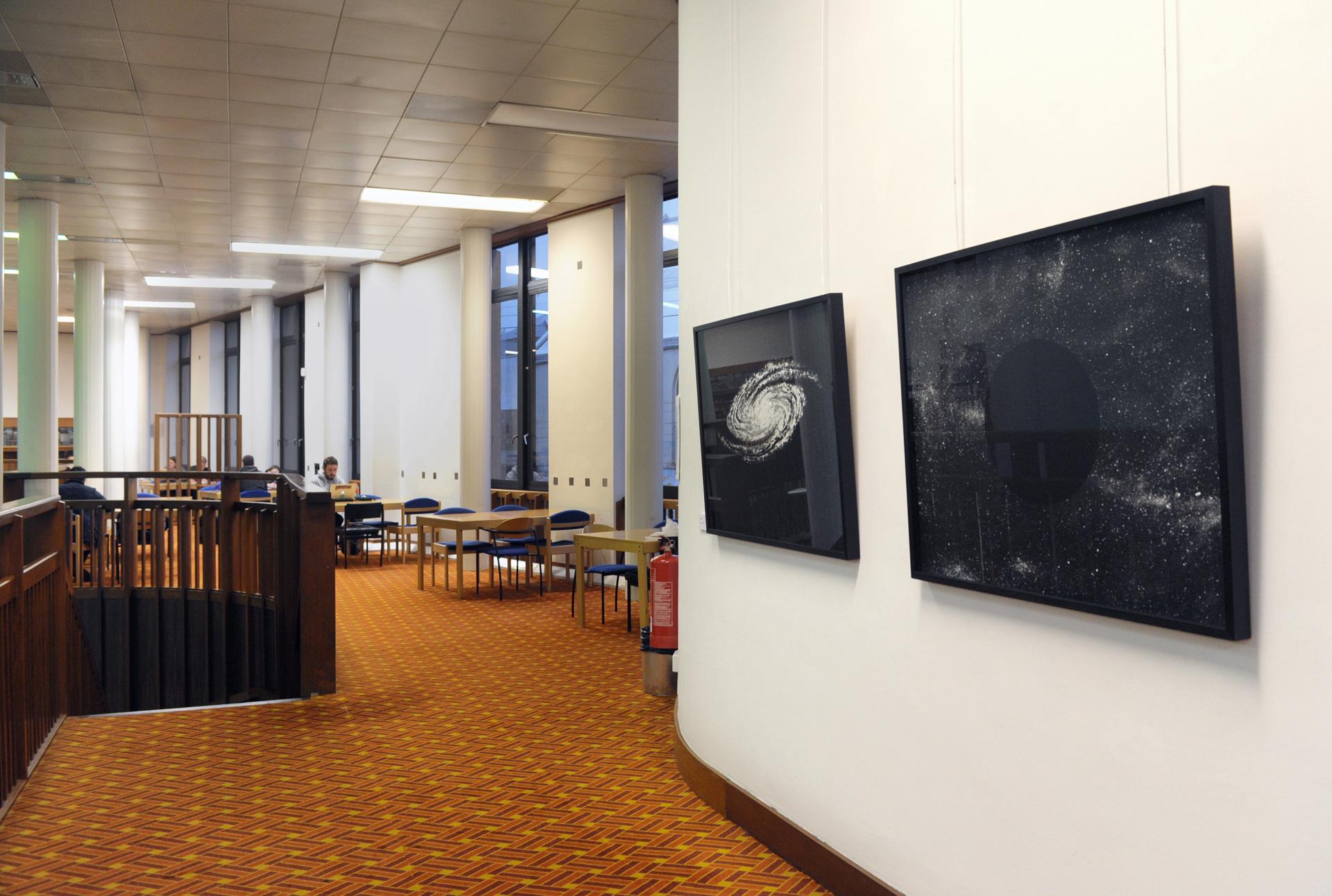 Installation view, Alan Knox