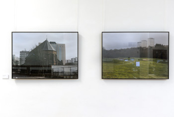 Installation view, Sophie Mae Howie