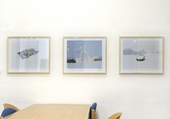 Installation view, Peter Holliday