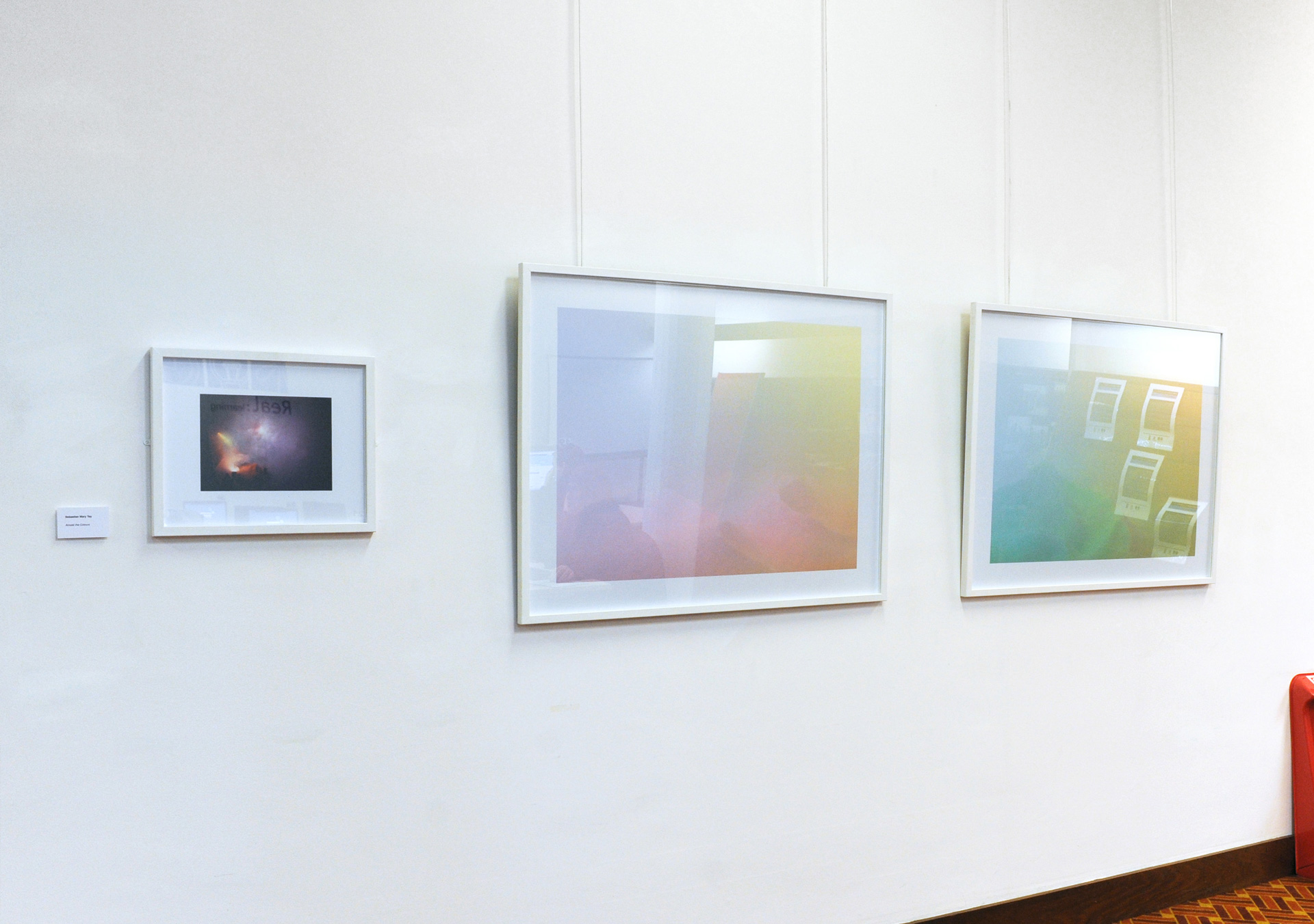 Installation view, Sebastian Mary Tay