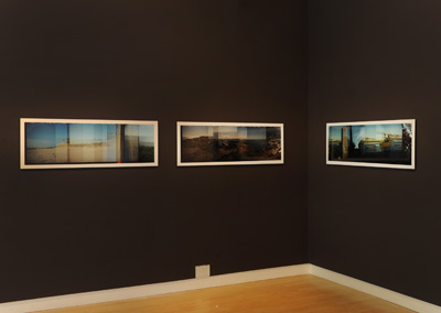 Installation view, Karen L Vaughan