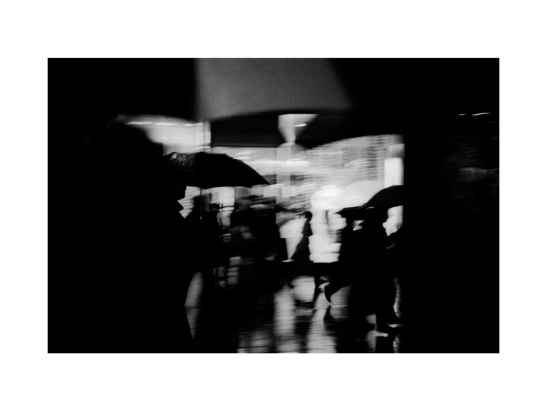 Image of Buchanan Rain, Glasgow 2008 by David Peat