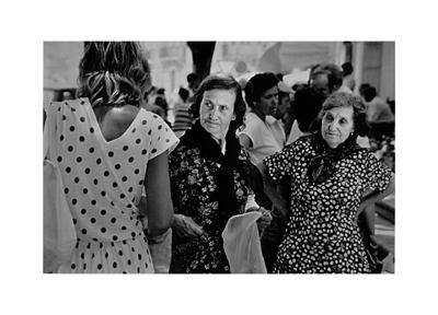 Image of The Critics, Mallorca 1982 by David Peat