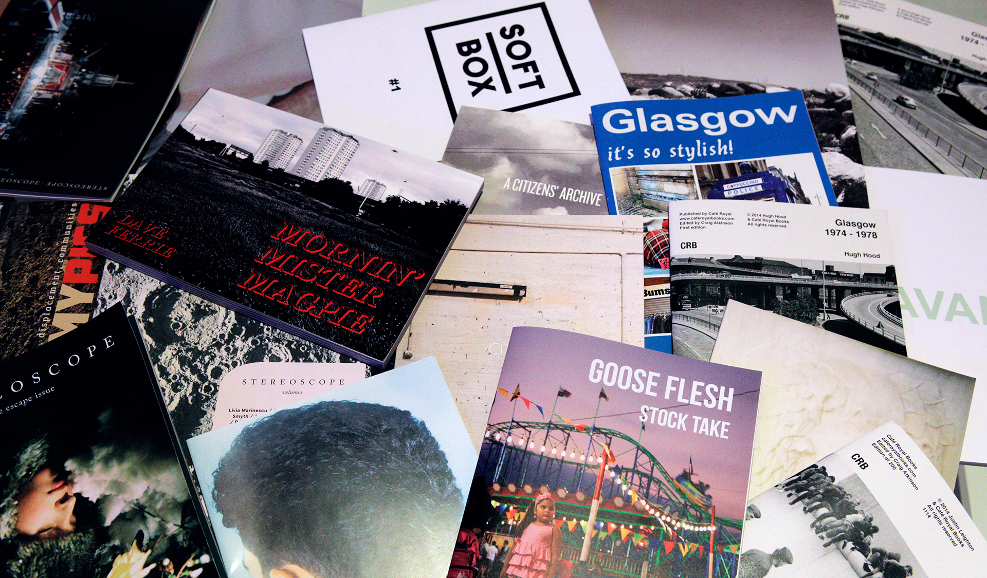 Open Call for Submissions: Publications