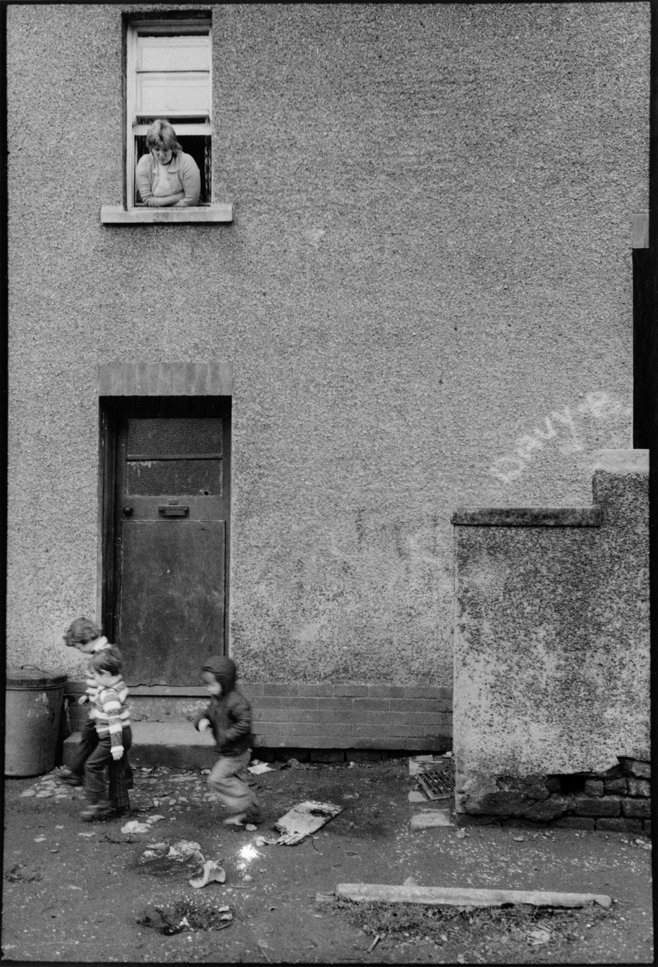Andrea Murphy; Ferguslie Park, Paisley.