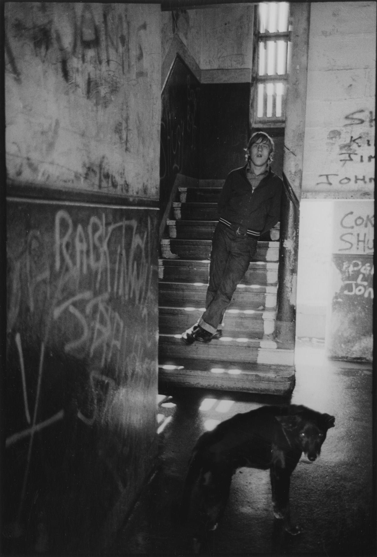 Andy Ozzy Oswald; Blackhill, Glasgow.