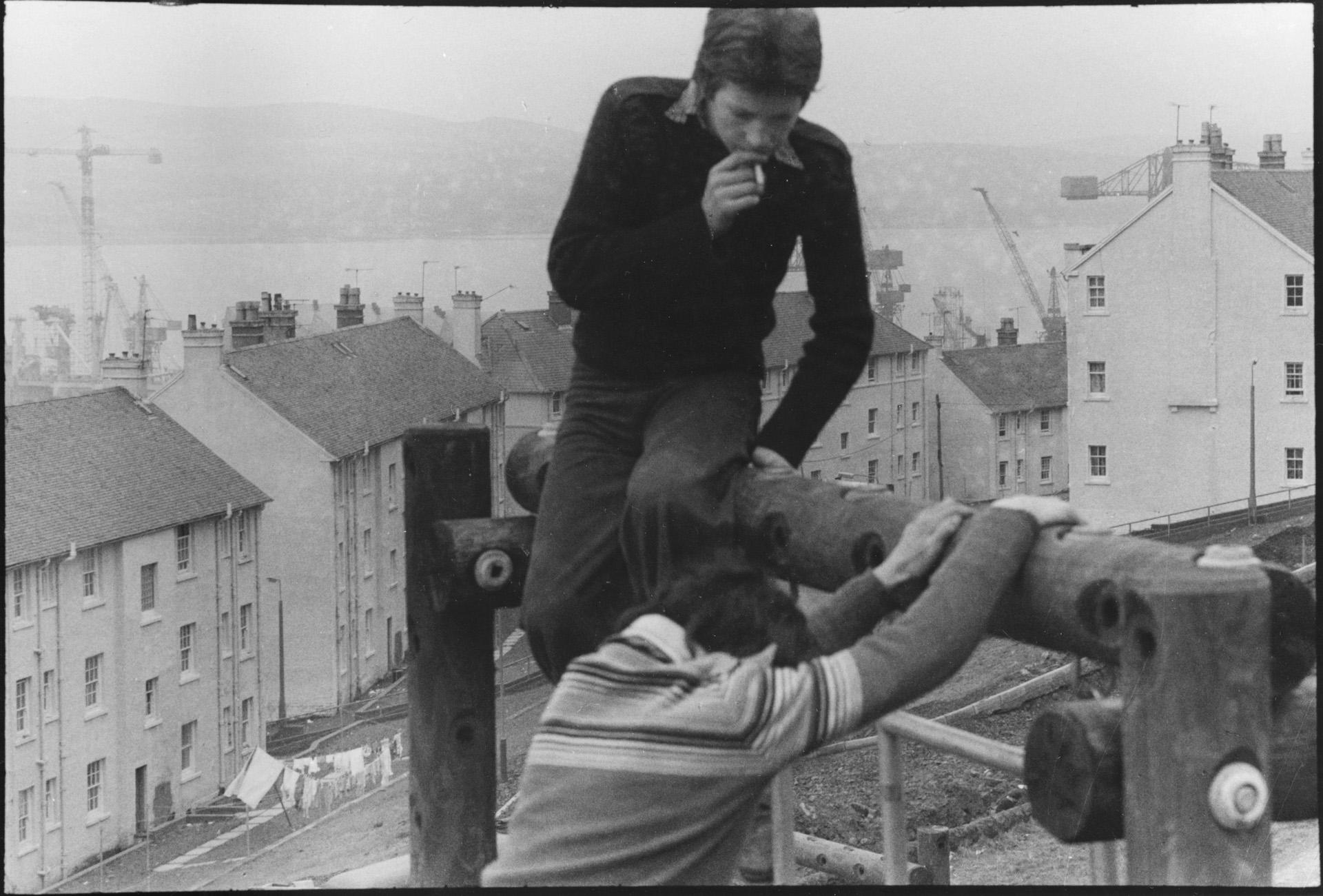 Larry Herman: Clydeside 1974-76