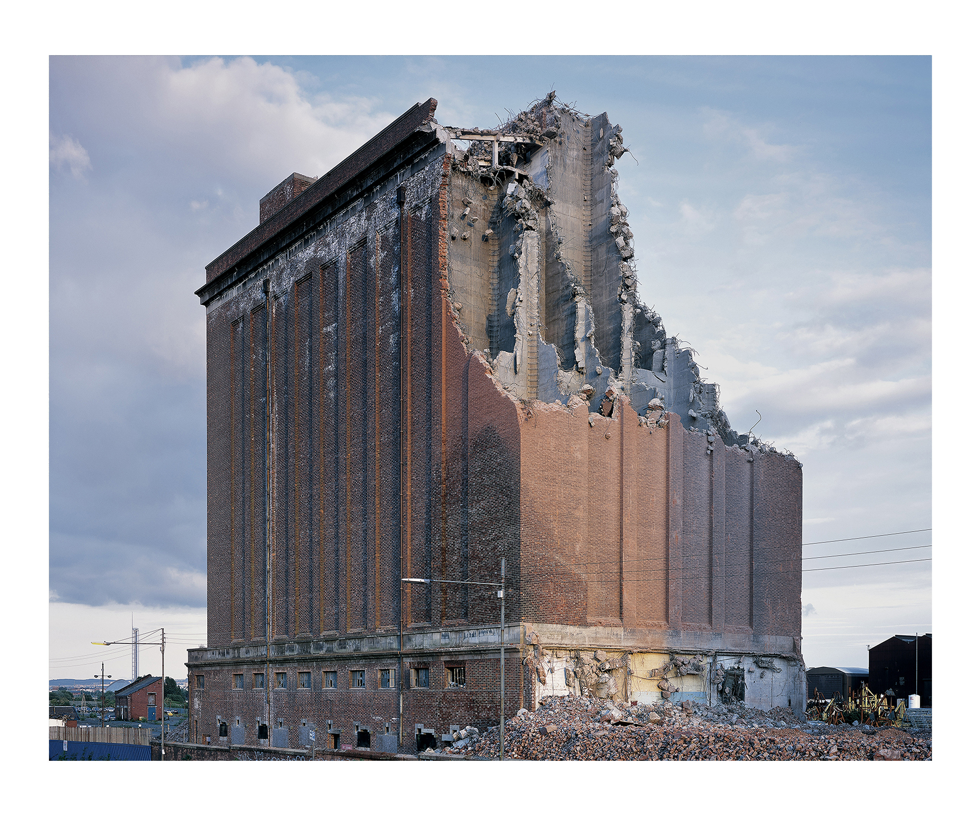Image of Granary, from the series 'Forth and Clyde' by Martin Hunter