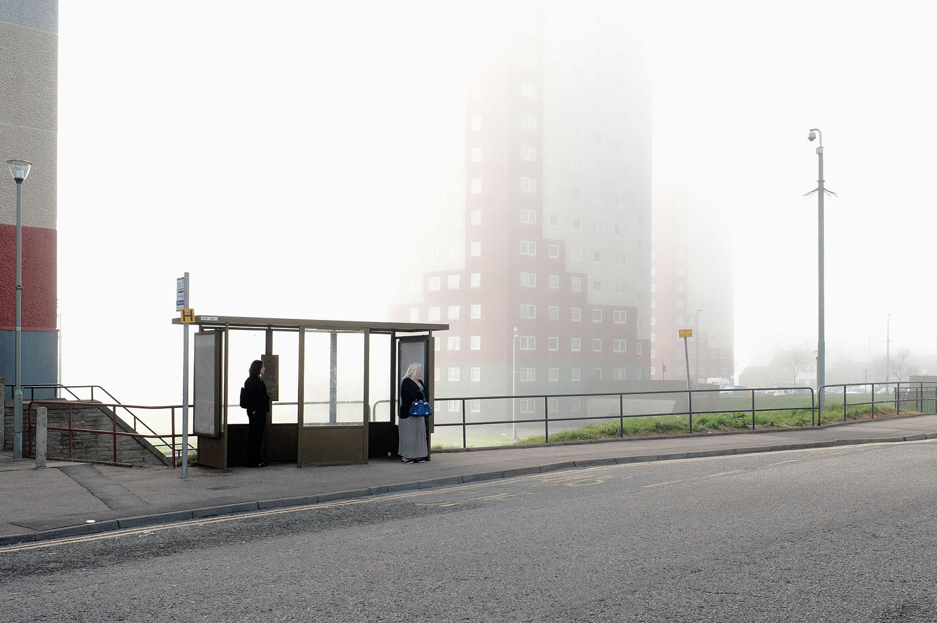 Blazej Marczak, from the series 'The Grey City'