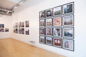 Installation view - Margaret Mitchell