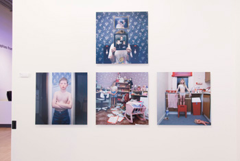 Installation view - Margaret Mitchell