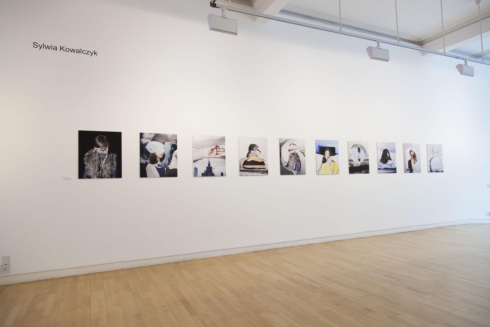 Installation view - Sylwia Kowalczyk