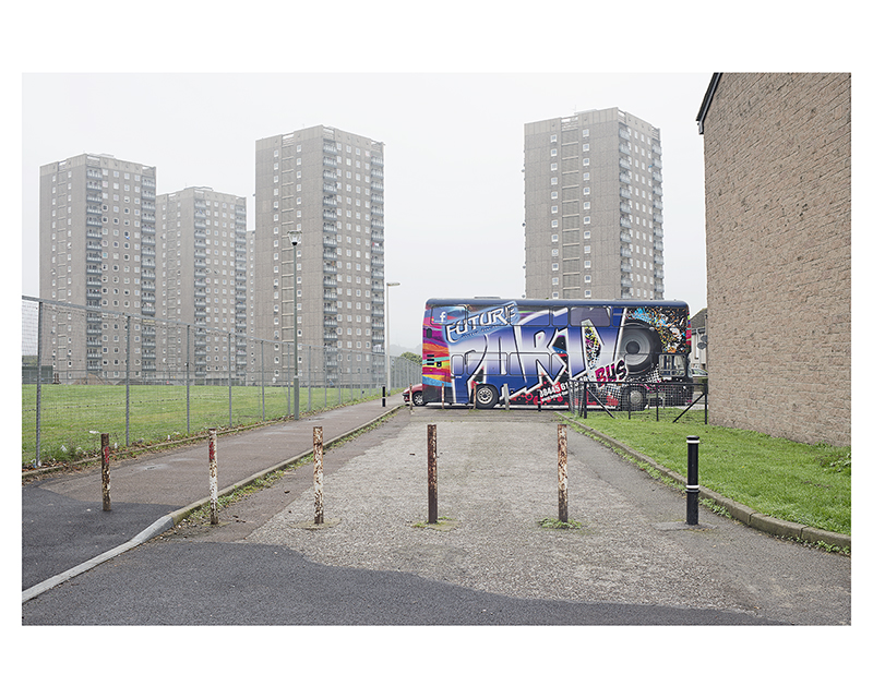 Image of 18.09.14, Tillydrone Aberdeen  by Blazej Marczak