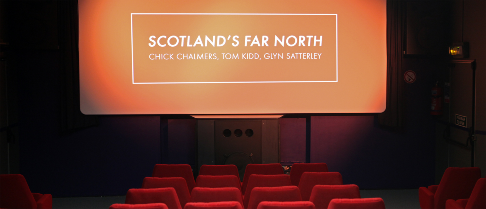 Screen Machine: Scotland's Far North