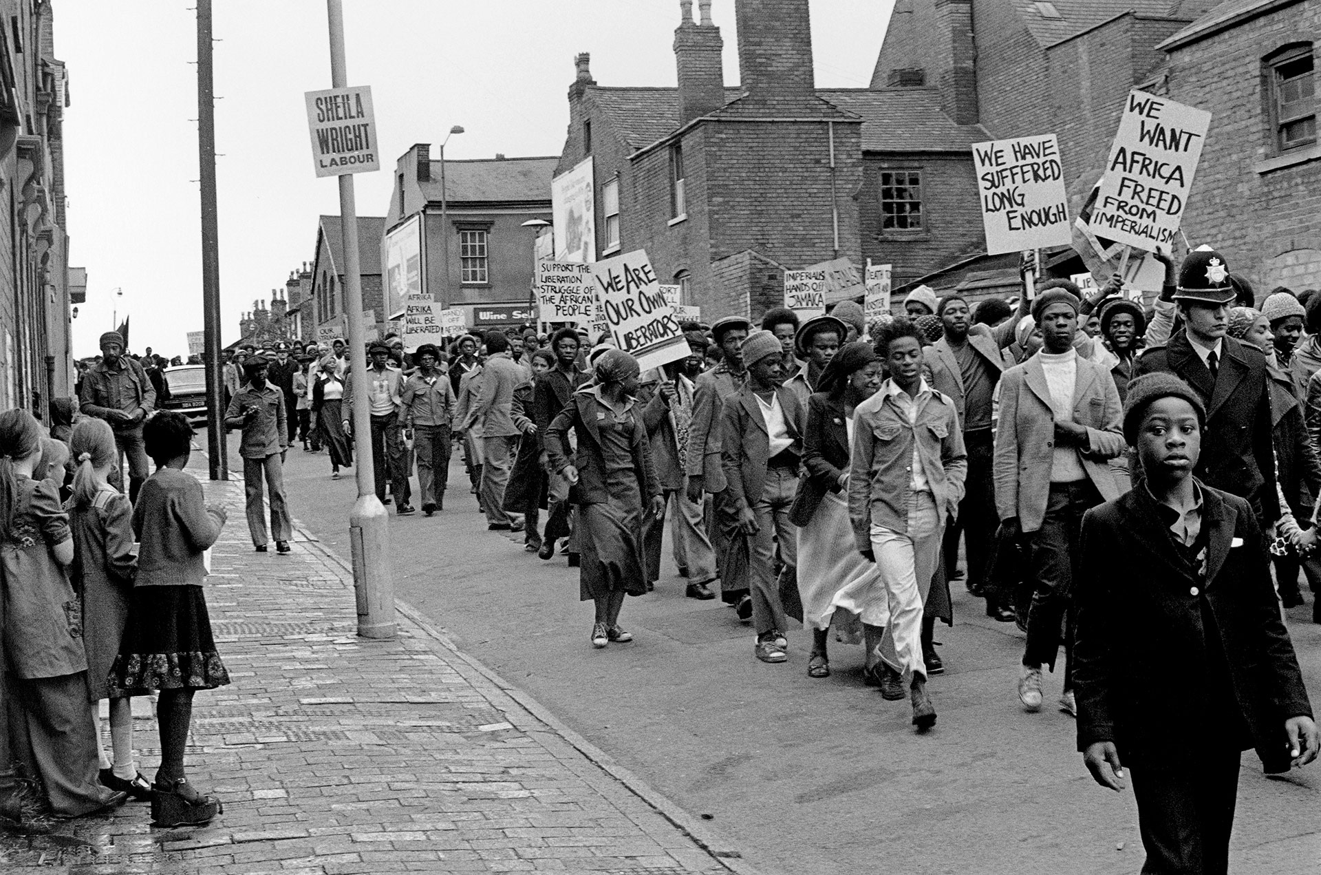African Liberation Day, 1977