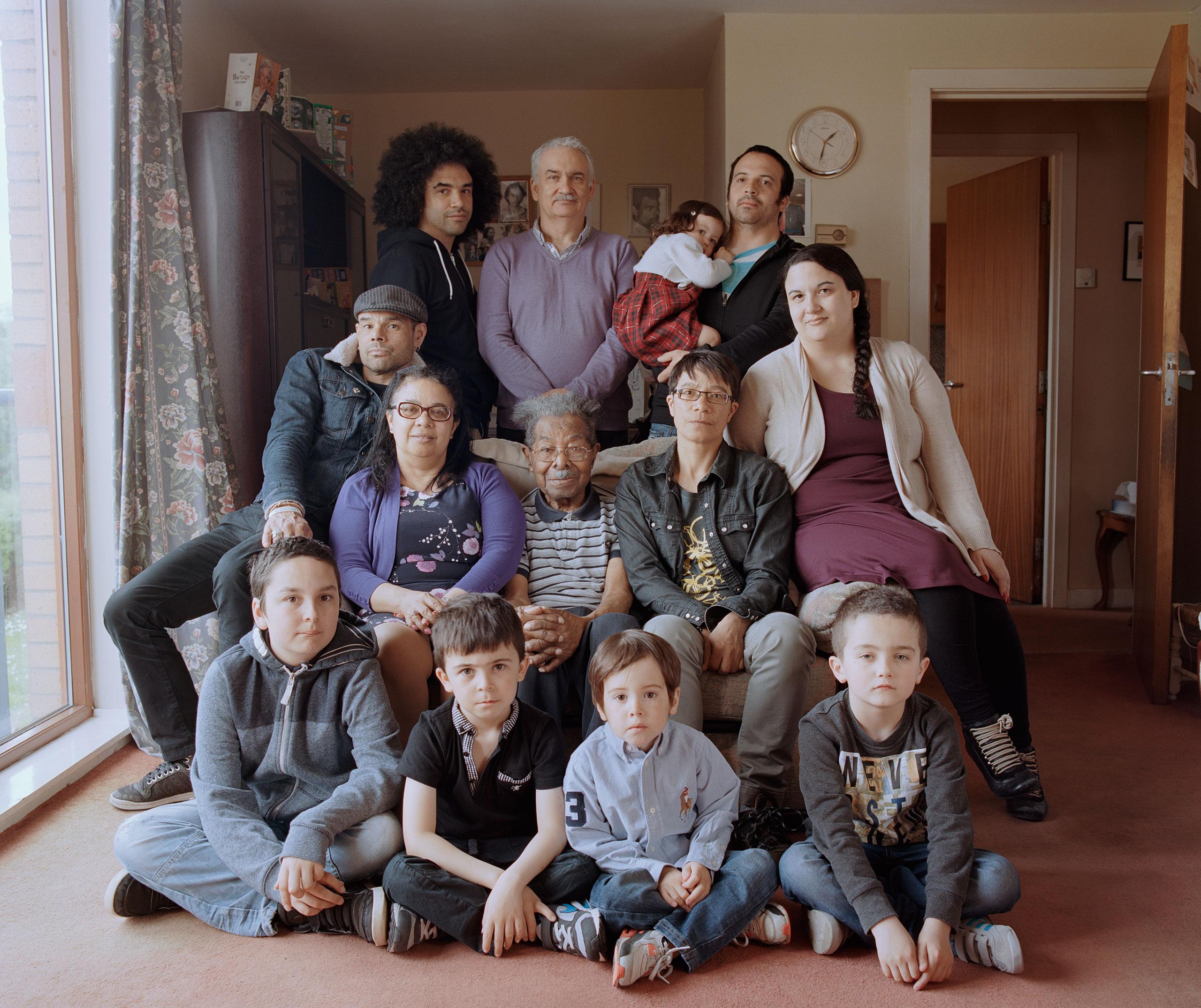 The Martinez Family