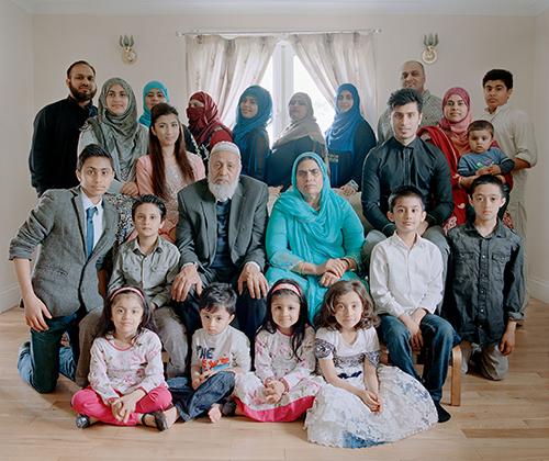 The Azad Family