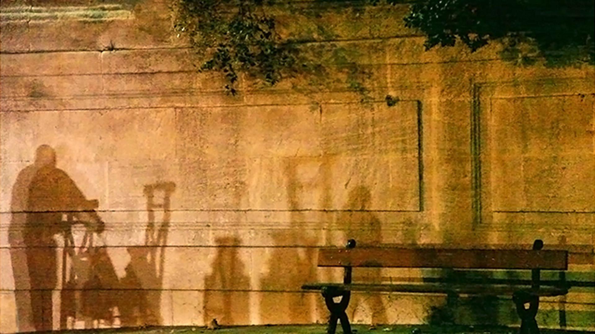 Marie Chene & Didier Nadeau - Nous tournons en rond dans la nuit