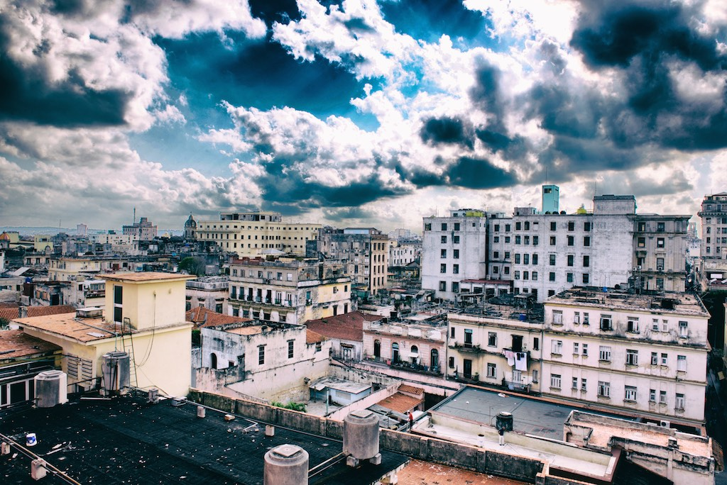 Image of Havana Skyline by Iain Clark