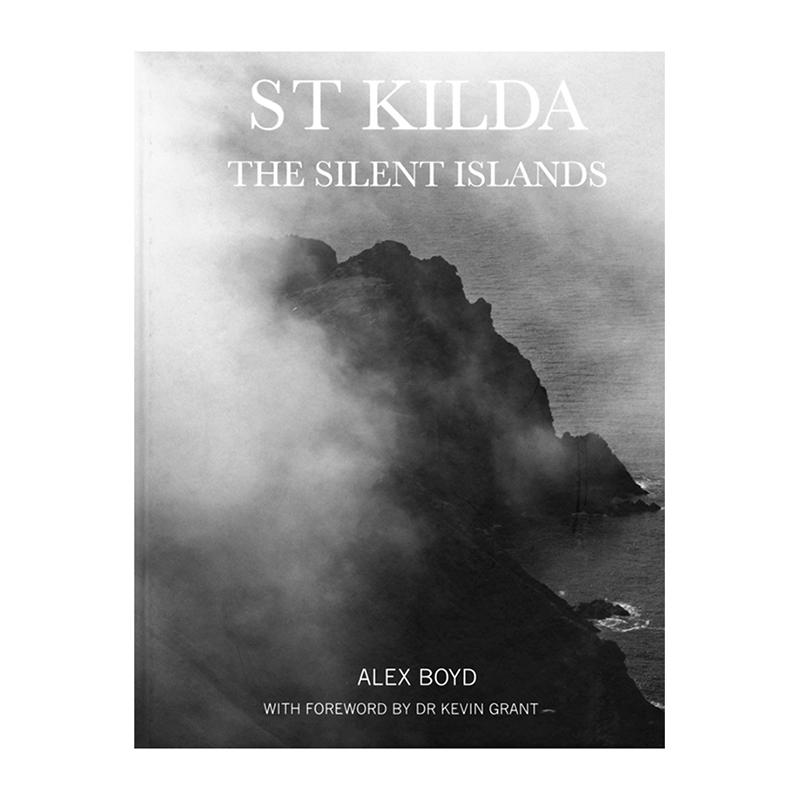 Image of St Kilda the Silent Islands (Book) by Alex Boyd