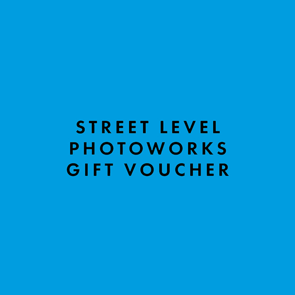 Image of £10 Gift Voucher by Street Level Photoworks