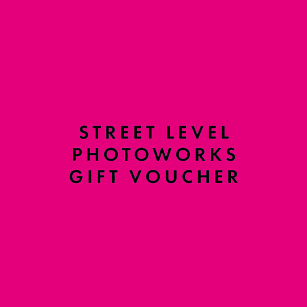 Image of £25 Gift Voucher by Street Level Photoworks