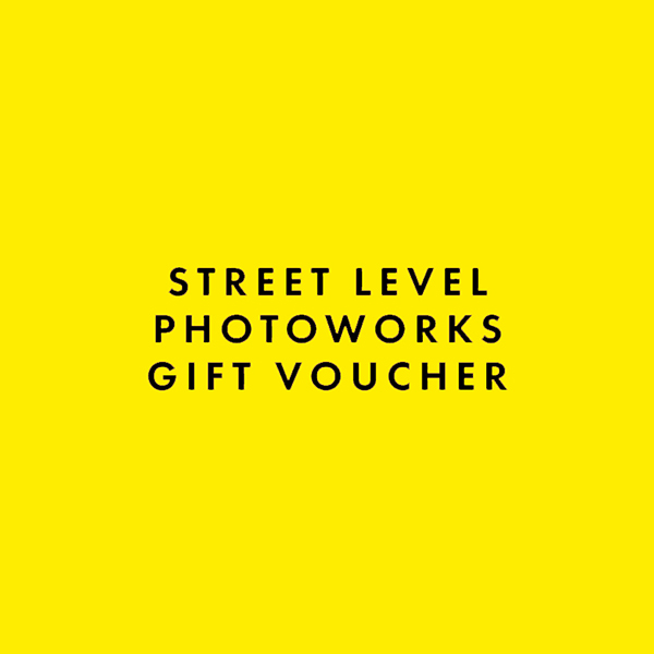 Image of £50 Gift Voucher by Street Level Photoworks