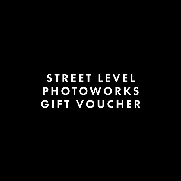 Image of £100 Gift Voucher by Street Level Photoworks