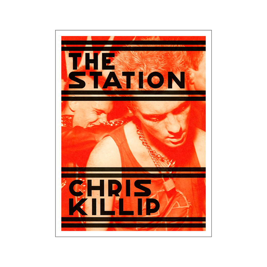 Image of The Station (Book) by Chris Killip