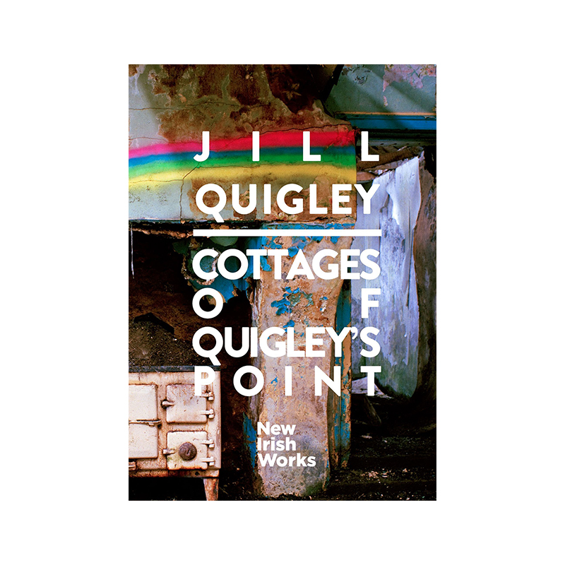 Image of Cottages of Quigleys Point (Book) by Jill Quigley