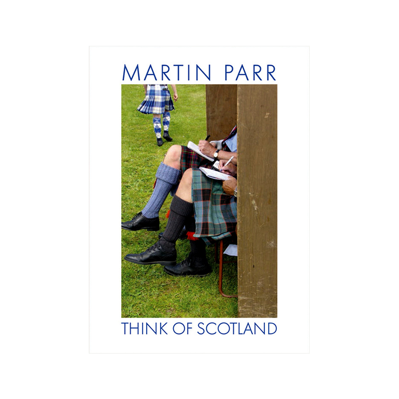 Image of Think of Scotland (Book) by Martin Parr