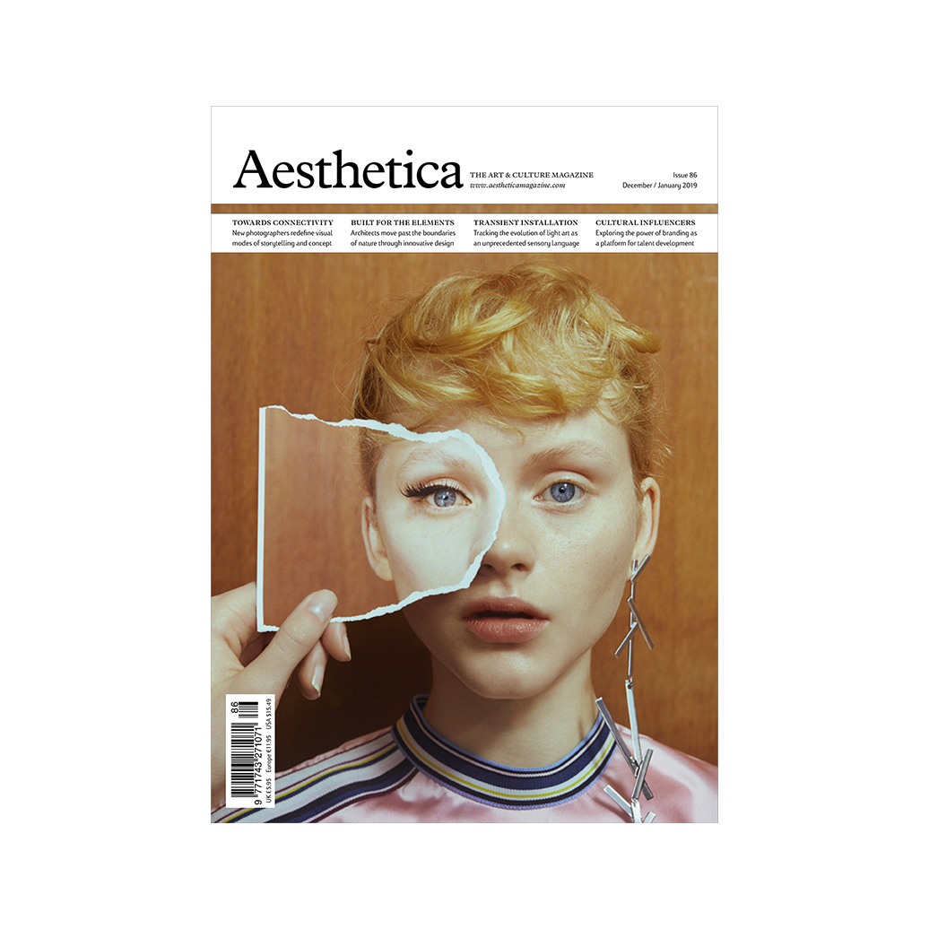 Image of Aesthetica Magazine by Aesthetica