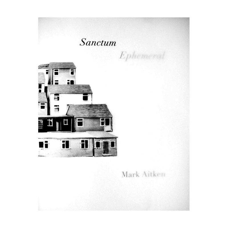 Image of Sanctum Ephemeral (Book) by Mark Aitken