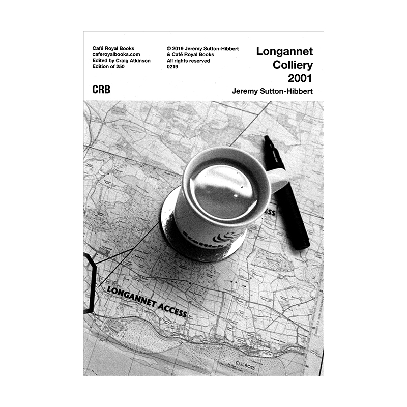 Image of Longannet Colliery 2001 (Book) by Jeremy Sutton-Hibbert