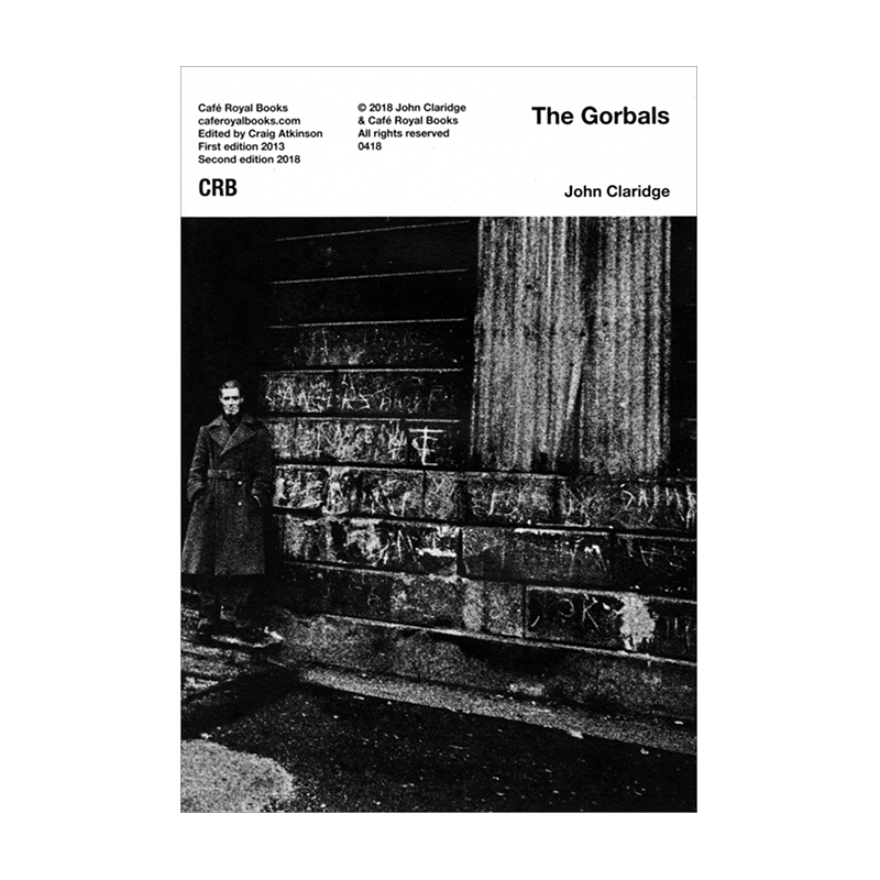Image of The Gorbals (Book) by John Claridge