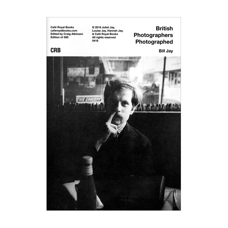 Image of British Photographers Photographed (Book) by Bill Jay