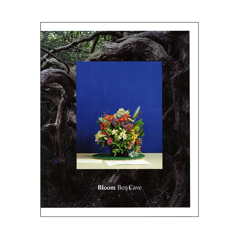 Image of Bloom (Book) by Ben Cave