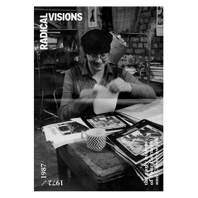 Image of Radical Visions (Book) by Four Corners
