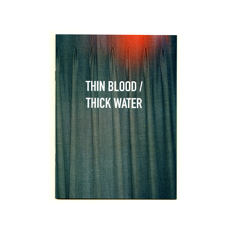Image of Thin Blood / Thick Water (Zine) by Flannery O'Kafka
