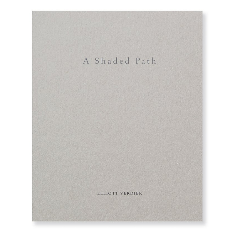 Image of A Shaded Path (Book) by Elliot Verdier