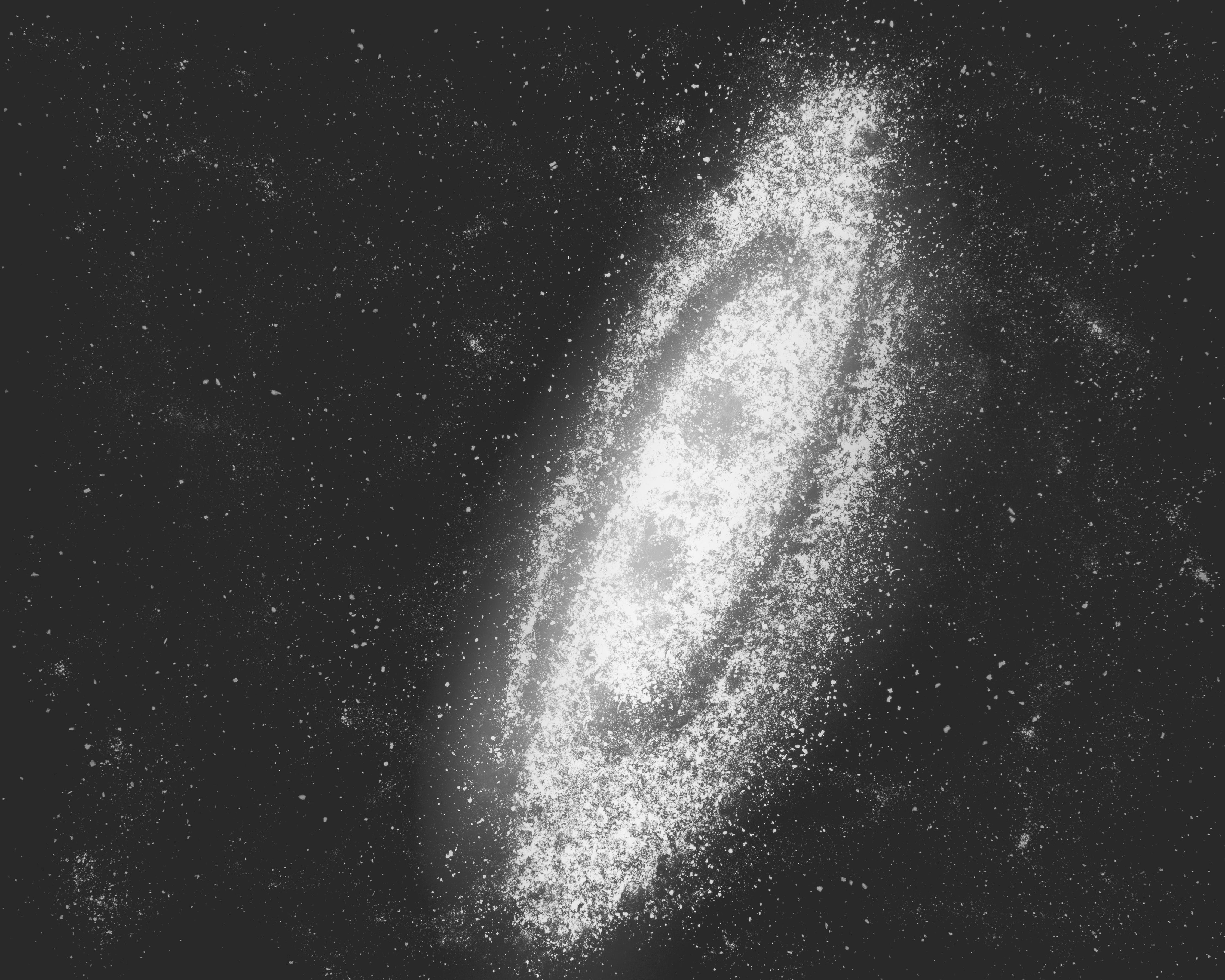 Image of Galaxy II by Alan Knox