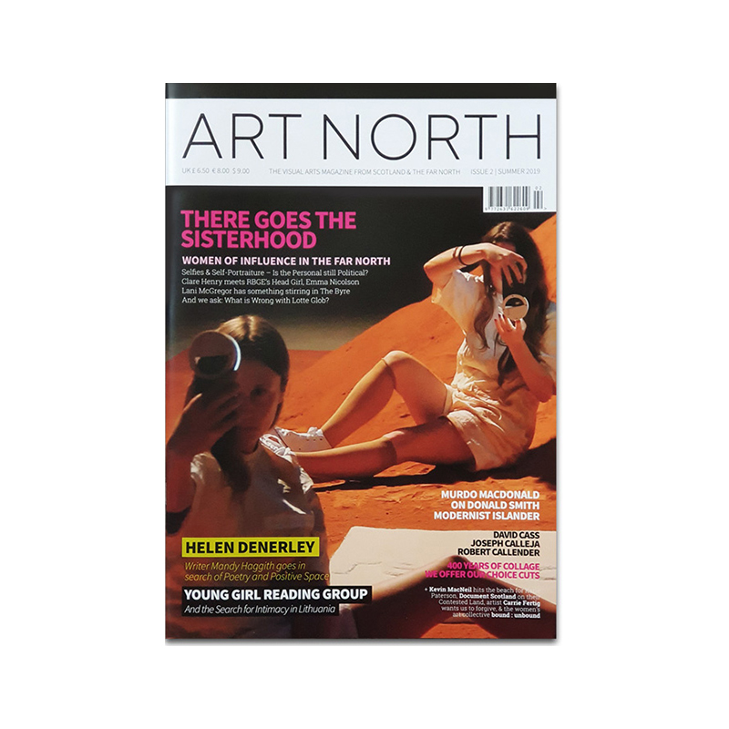 Image of Art North (Magazine) by Art North