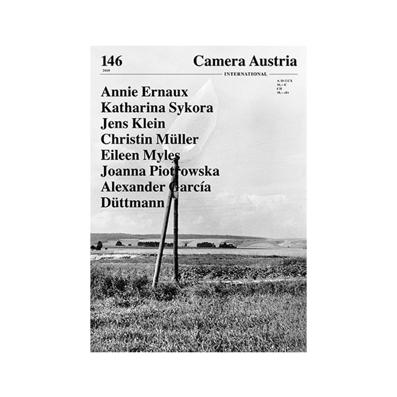 Image of Camera Austria (Magazine) by Camera Austria