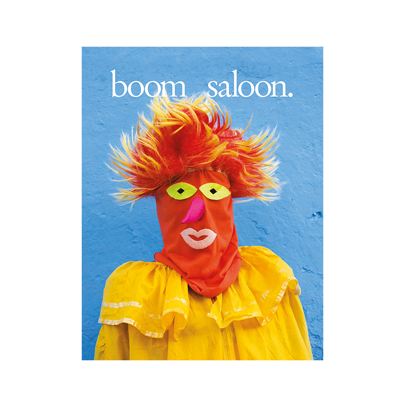 Image of Boom Saloon (Magazine) by Boom Saloon