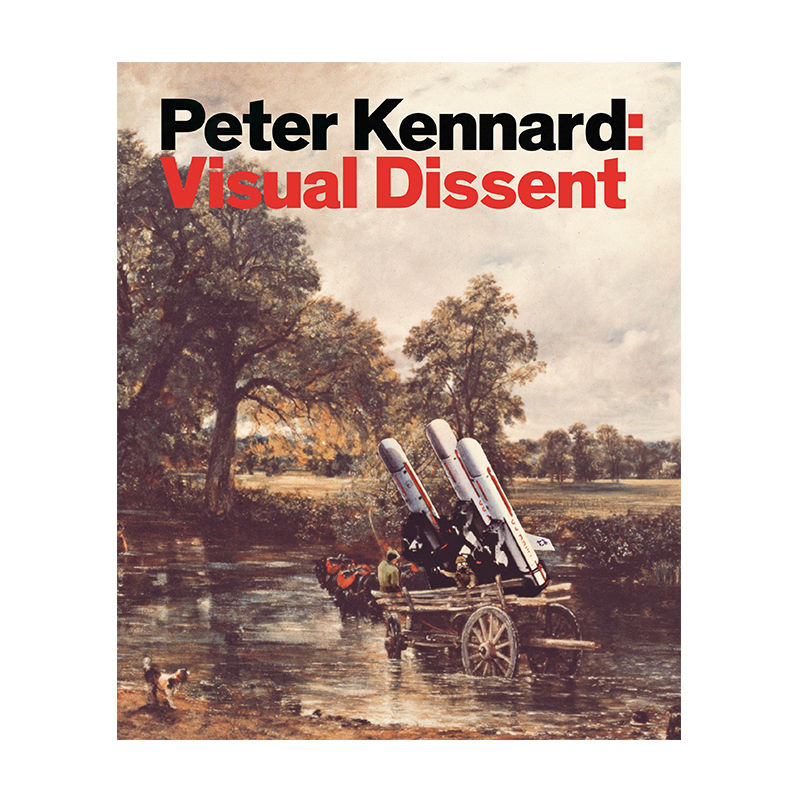 Image of Visual Dissent (Book) by Peter Kennard