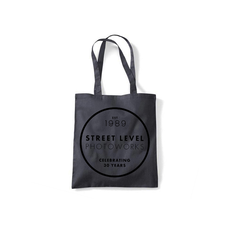 Image of Street Level 30th Anniversary Tote Bag by Street Level Photoworks