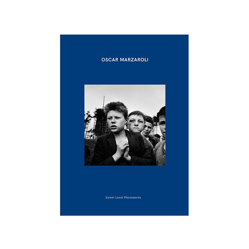Image of ***Pre-Order*** Oscar Marzaroli (Book) by Oscar Marzaroli