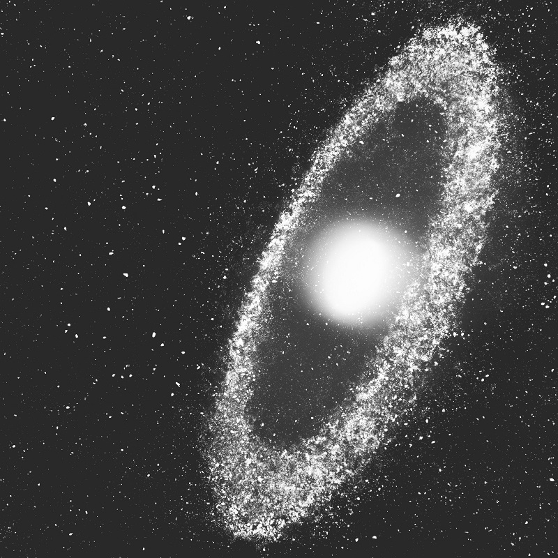 Image of Galaxy I by Alan Knox