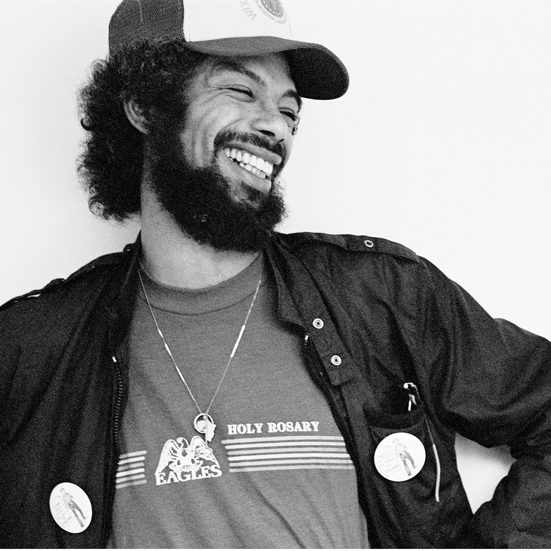 Image of Gil Scott Heron by Harry Papadopoulos